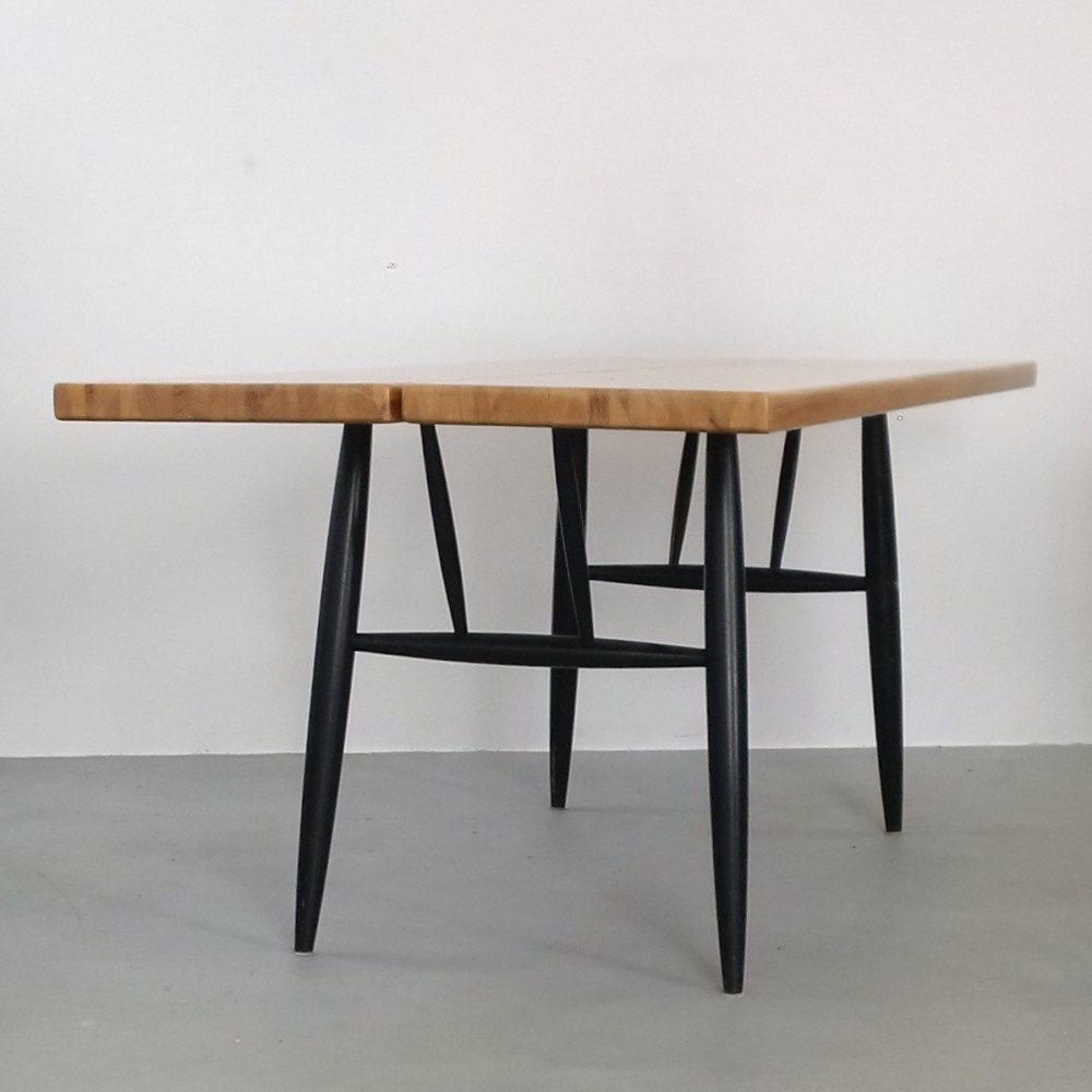 Pirkka Dining Table by Ilmari Tapiovaara for Asko