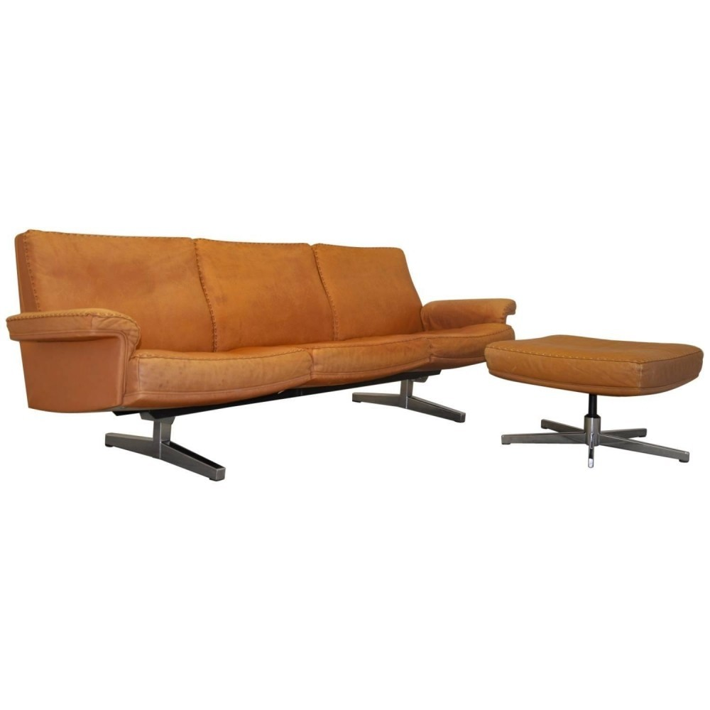 DS 35 Sofa By De Sede Design Team For De Sede, 1960s