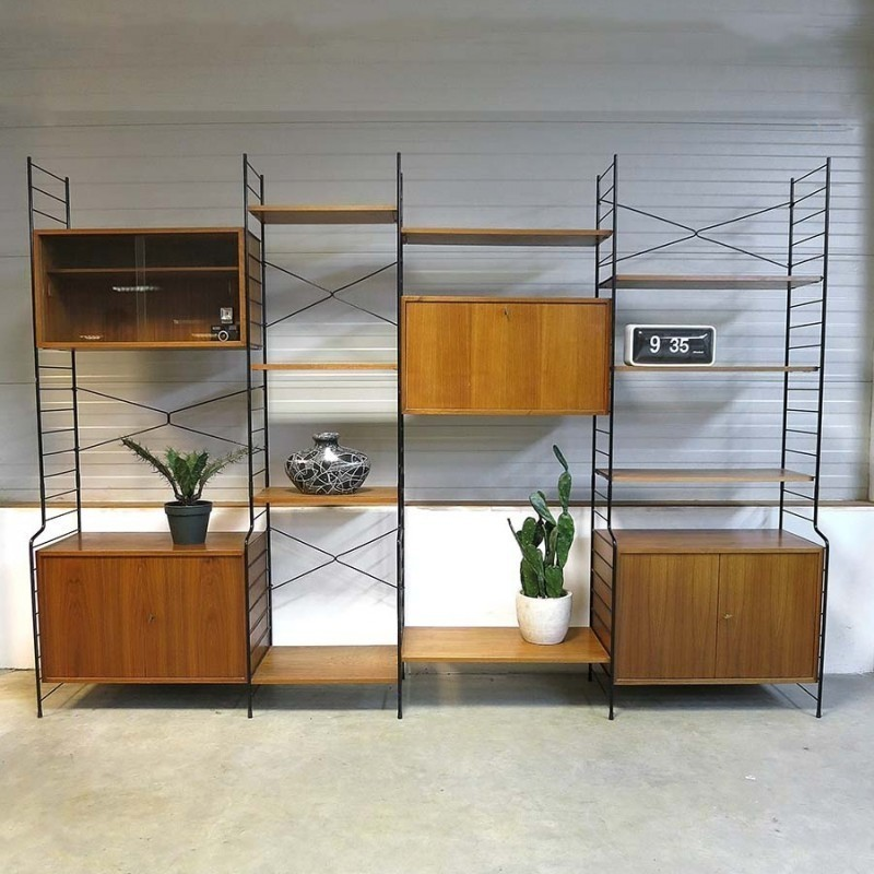 WHB wall unit, 1950s