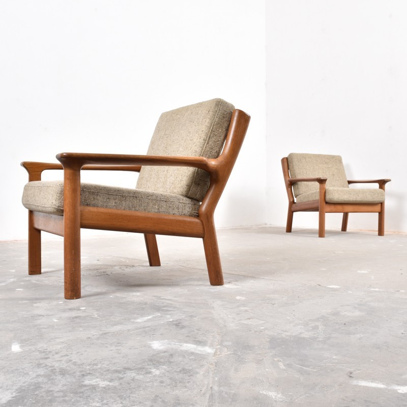 Lounge Chair by Unknown Designer for Glostrup