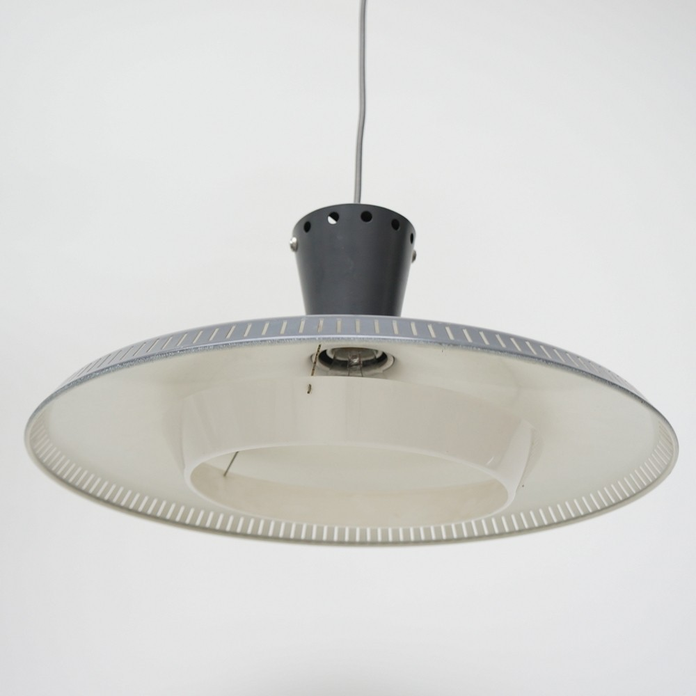 NB 92 Hanging Lamp by Louis Kalff for Philips