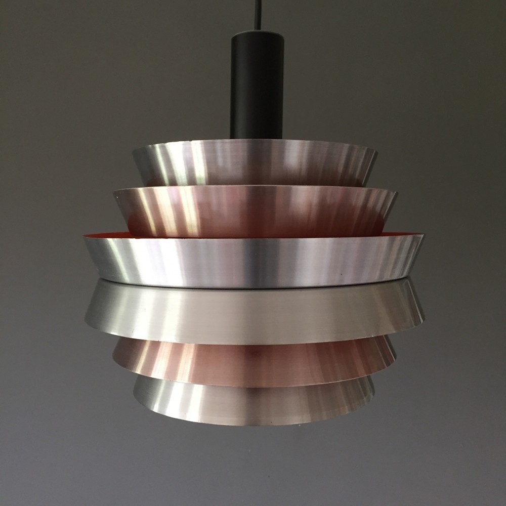 Trava hanging lamp by Carl Thore for Granhaga, 1950s