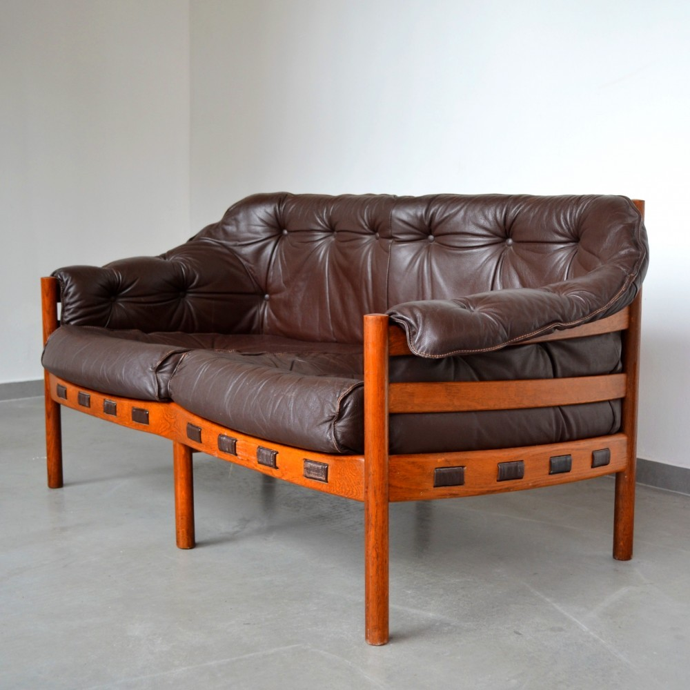 Sofa by Arne Norell for Norell Möbel AB
