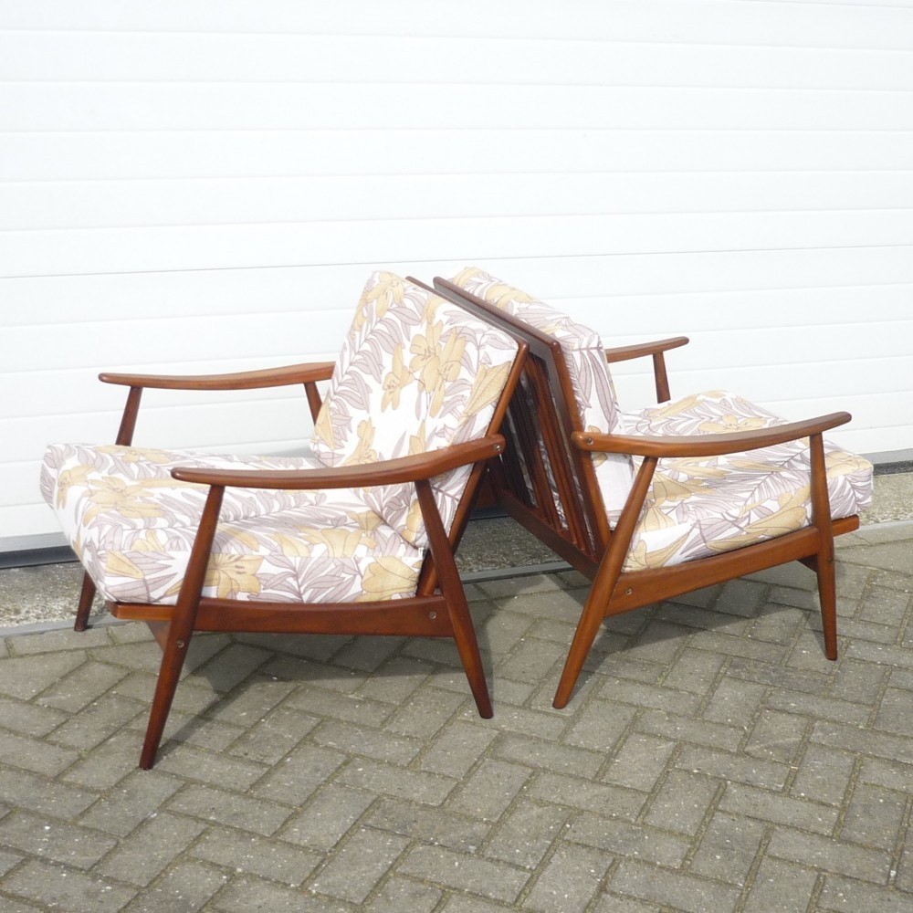 Lounge Chair by Hans Wegner for Unknown Manufacturer