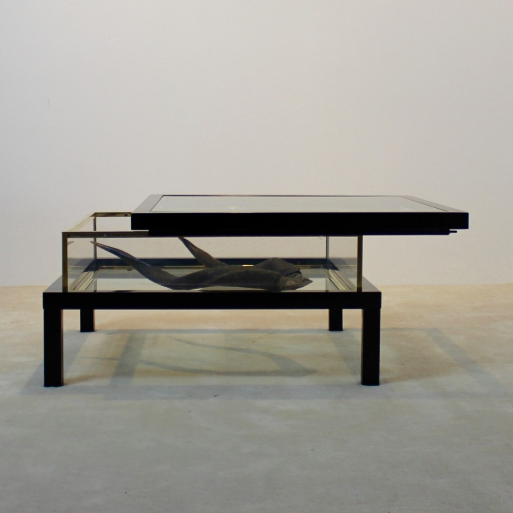 Roméo Rega coffee table, 1970s