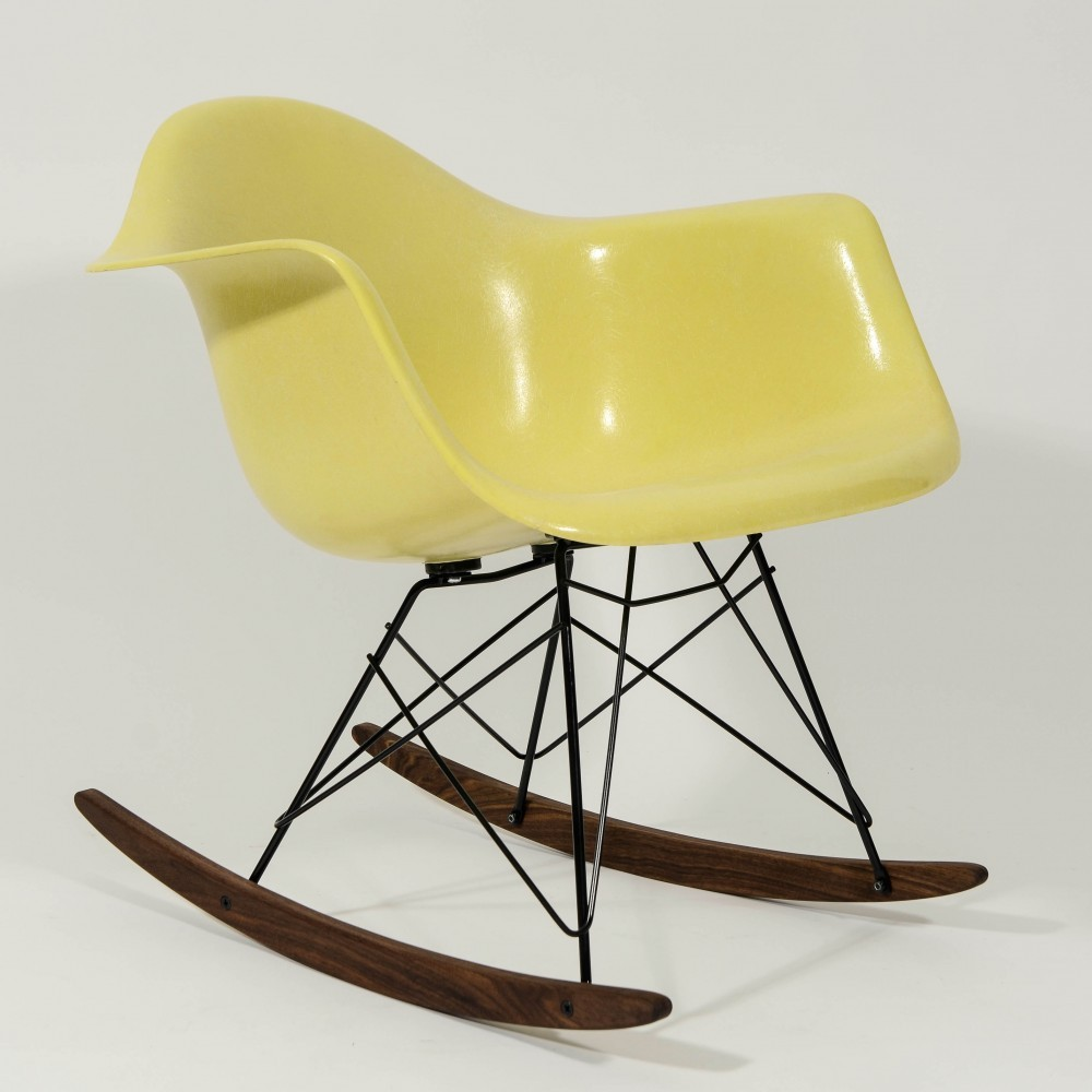RAR Rocking Chair by Charles and Ray Eames for Herman Miller