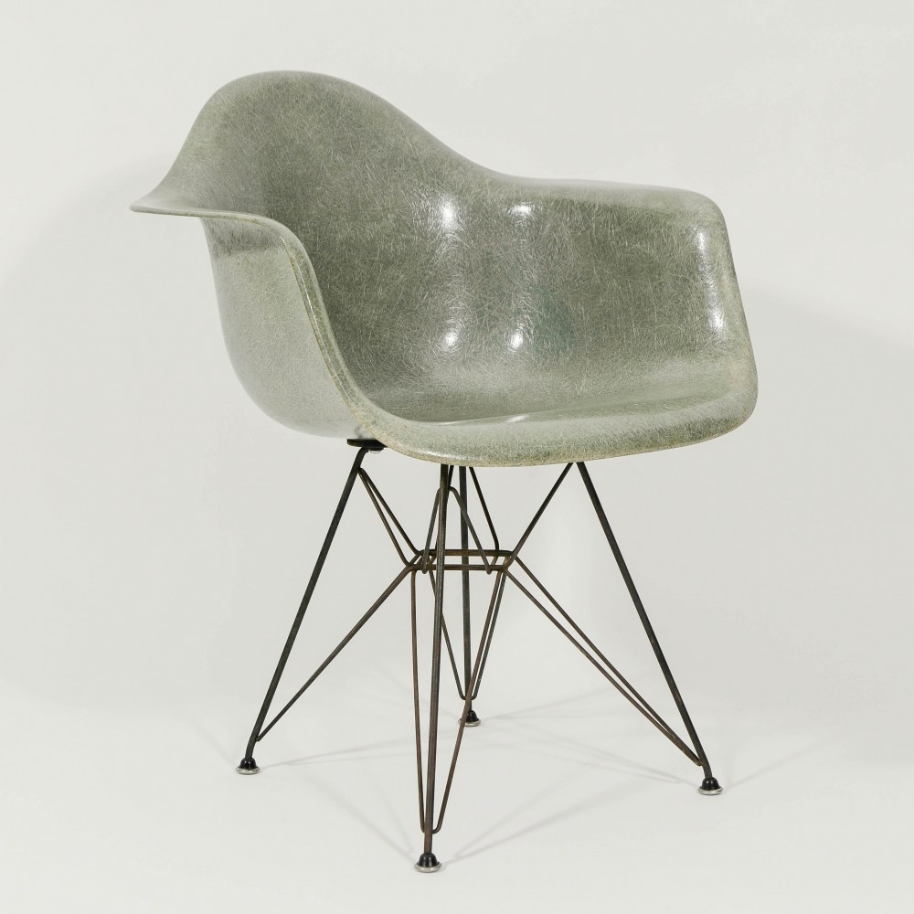 Arm Chair by Charles and Ray Eames for Zenith Plastics