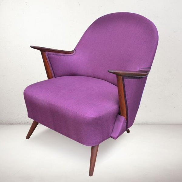 Arm Chair by Theo Ruth for Artifort