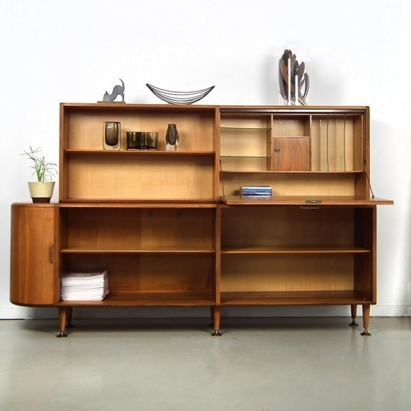 Poly-Z Cabinet from the sixties by A. Patijn for Zijlstra Joure