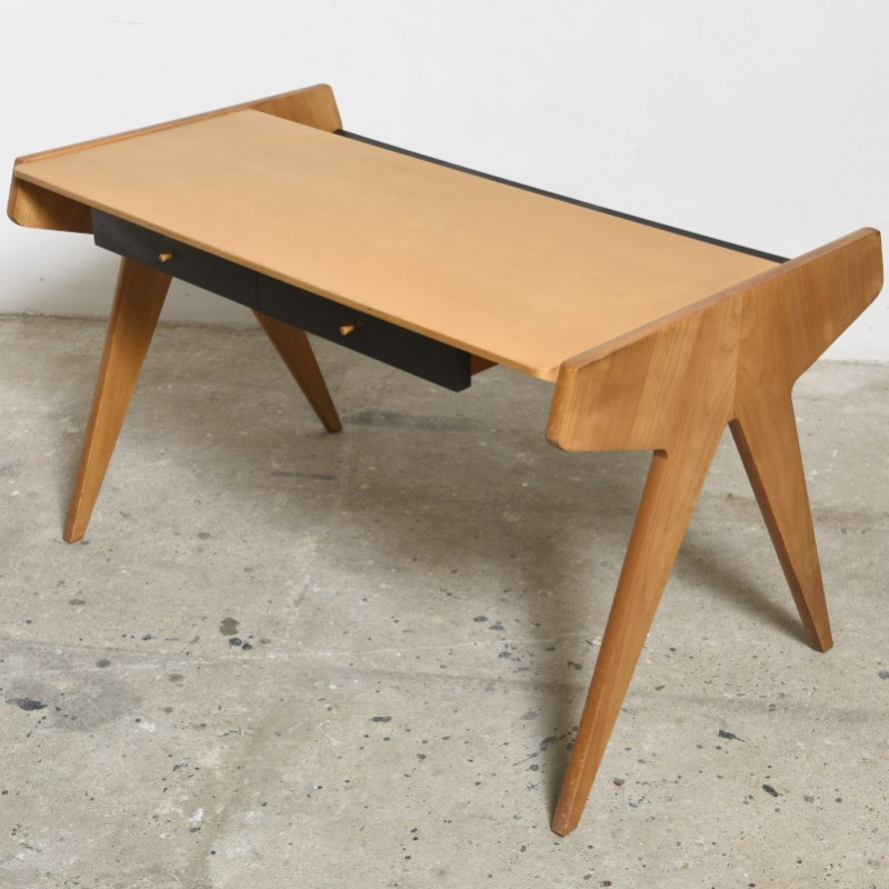 Organic Writing Desk by Helmut Magg for WK Möbel