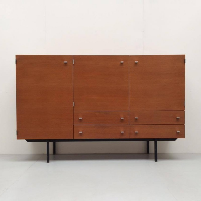 Grand Buffet Cabinet by Pierre Guariche for Meurop
