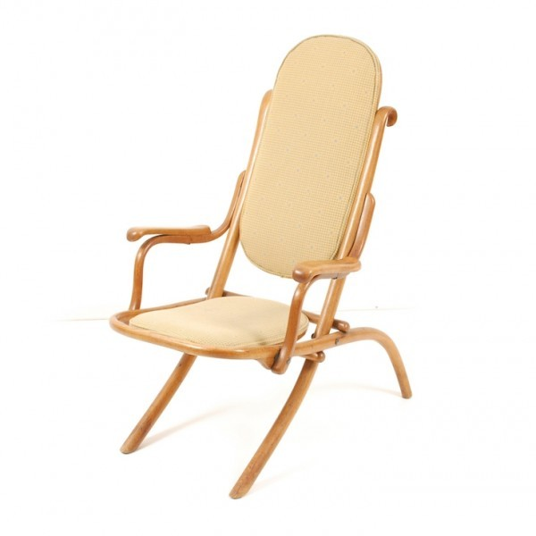 Lounge Chair by Michael Thonet for Thonet