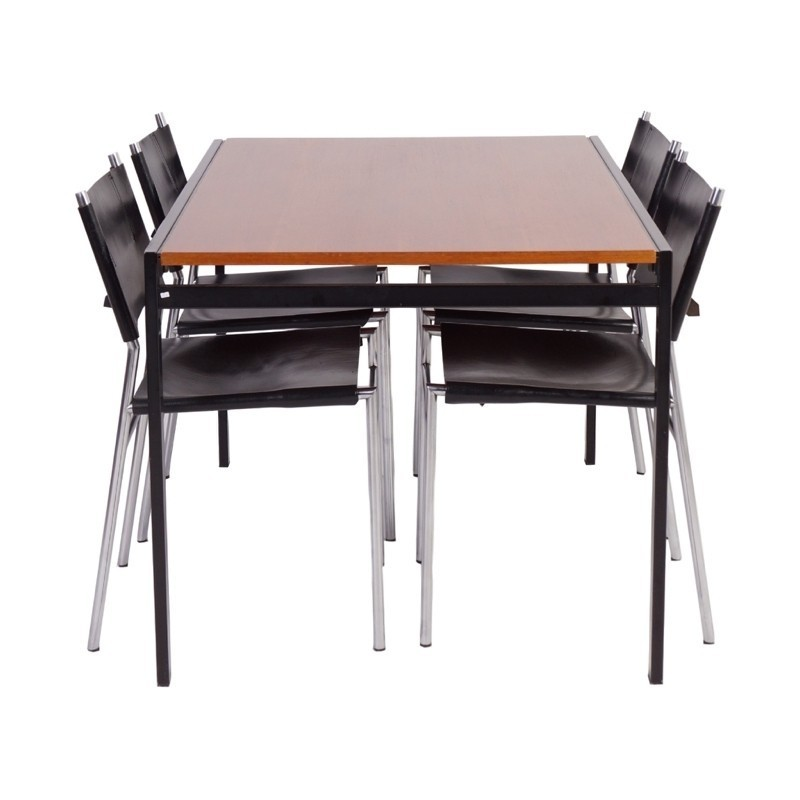 TU30 Dining Table by Cees Braakman for Pastoe
