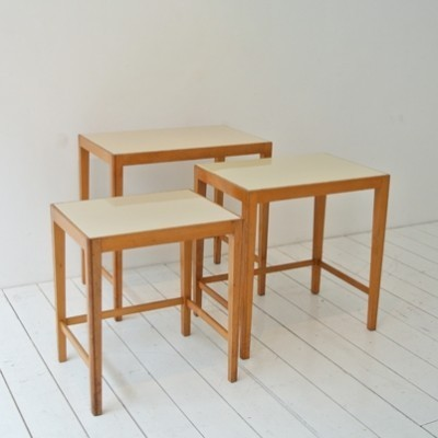 Nesting Table by Unknown Designer for WK Möbel