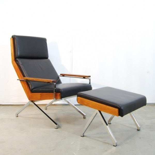 Awe Inspiring Lotus Lounge Chair By Rob Parry For Gelderland 1950S 46072 Pdpeps Interior Chair Design Pdpepsorg