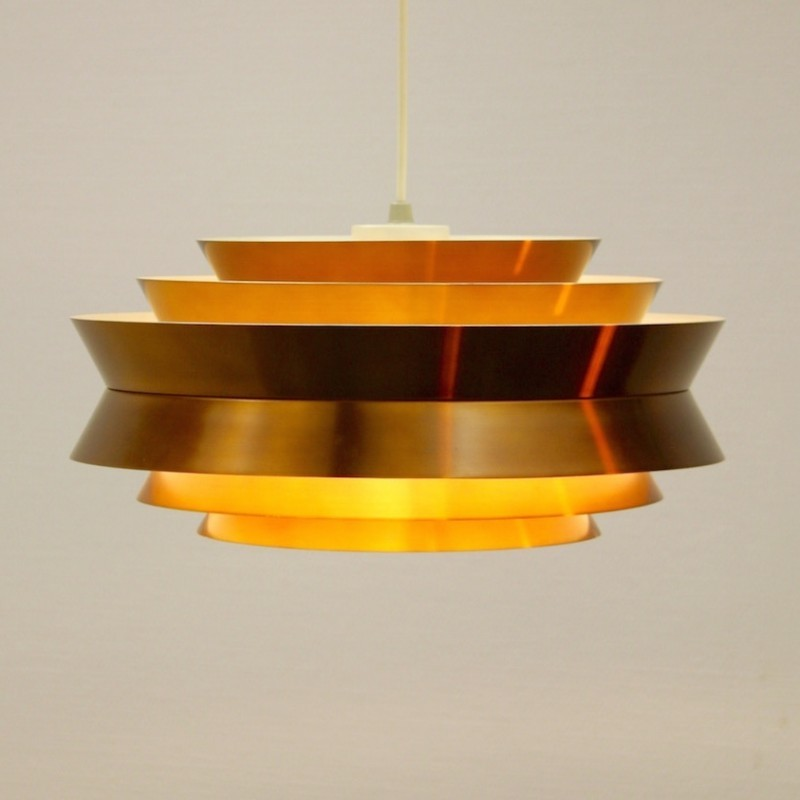 Hanging Lamp from the sixties by Carl Thore for Unknown Producer