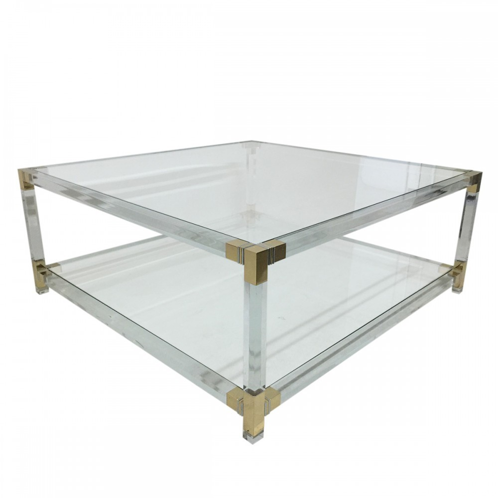 Coffee Table By Unknown Designer For Unknown Manufacturer 46192