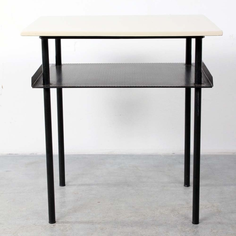 Night Stand Side Table by Wim Rietveld for Auping