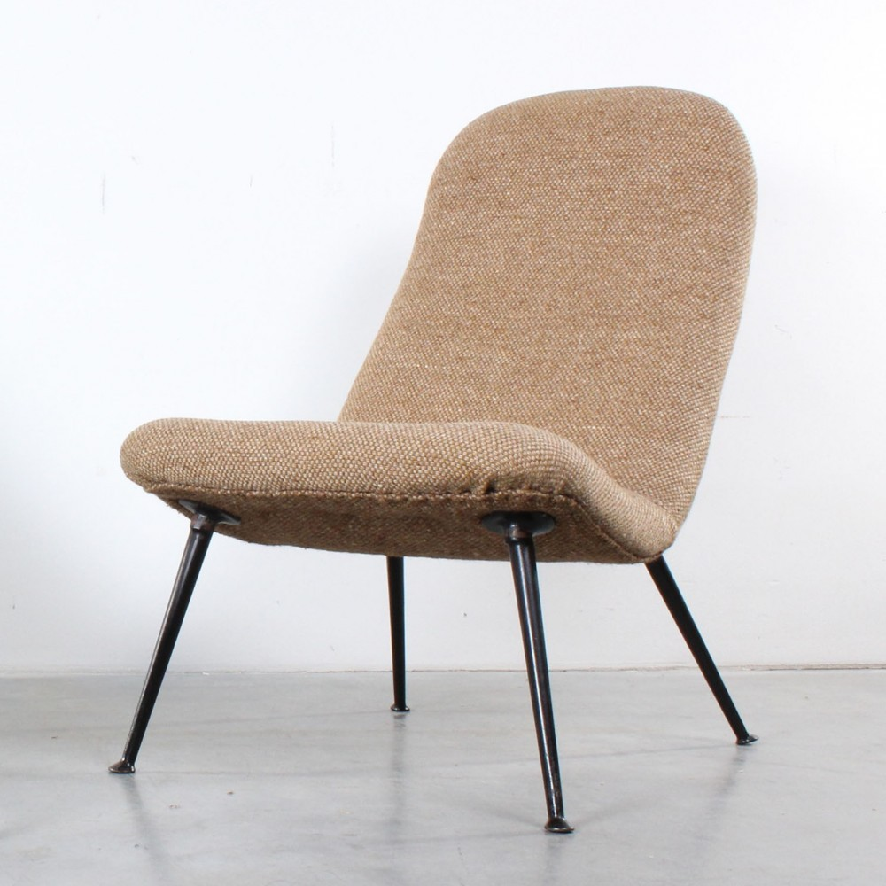 135 Lounge Chair by Theo Ruth for Artifort