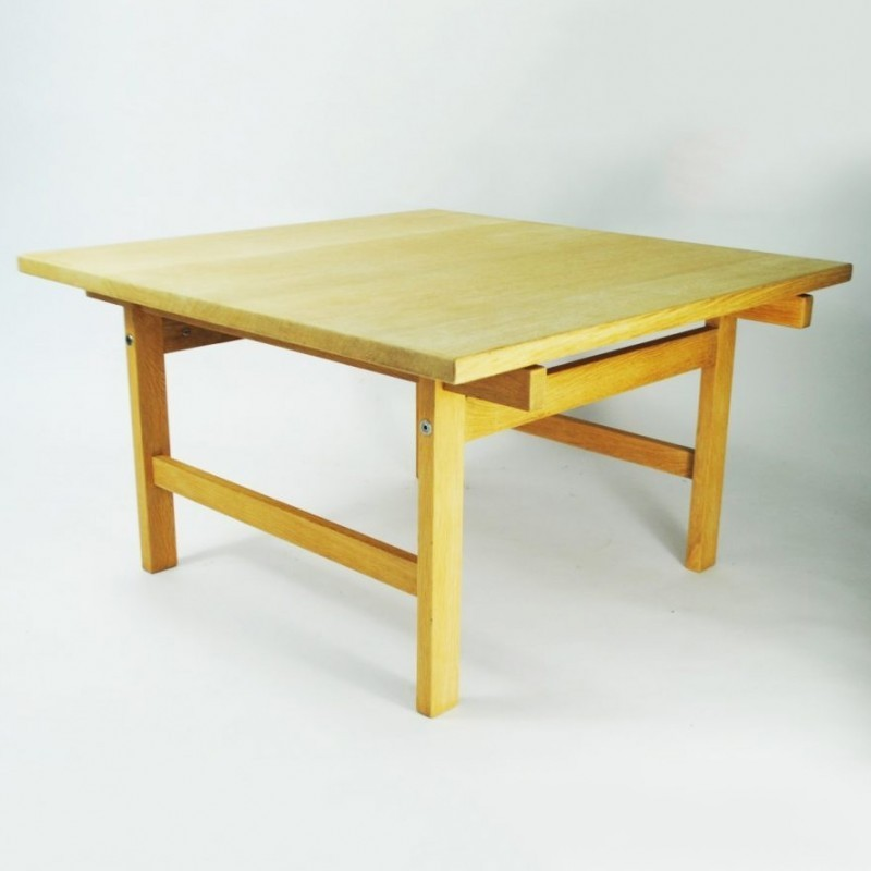 Coffee Table By Hans Wegner For Pp Møbler 1960s