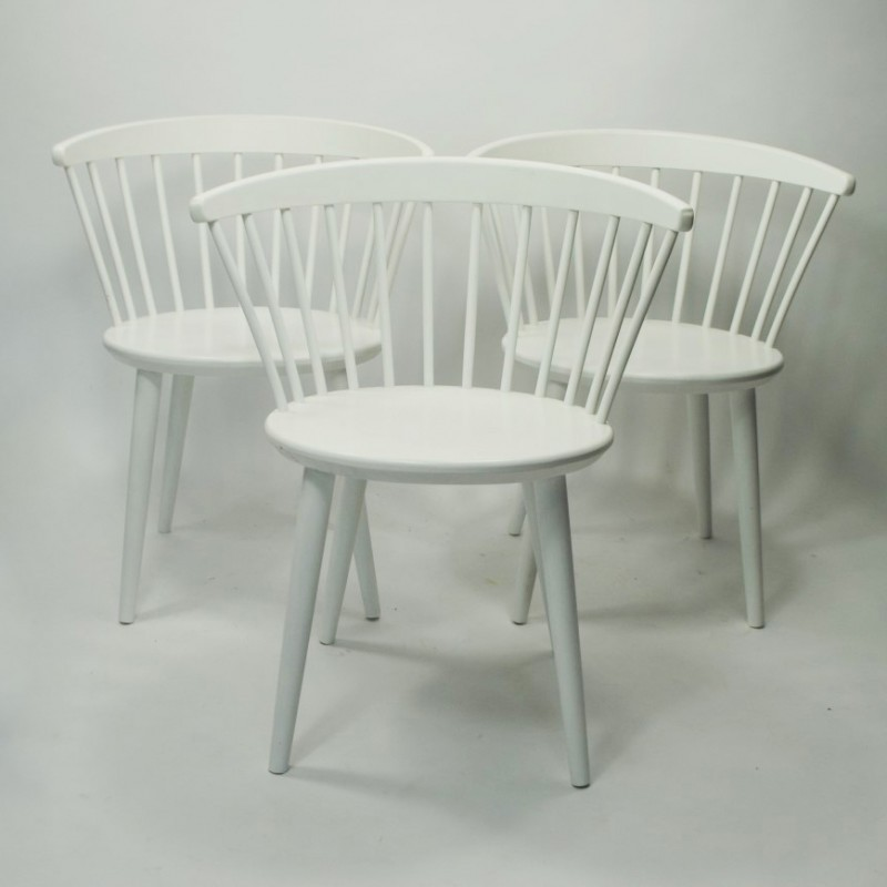 Dinner Chair by Yngve Ekström for Nesto