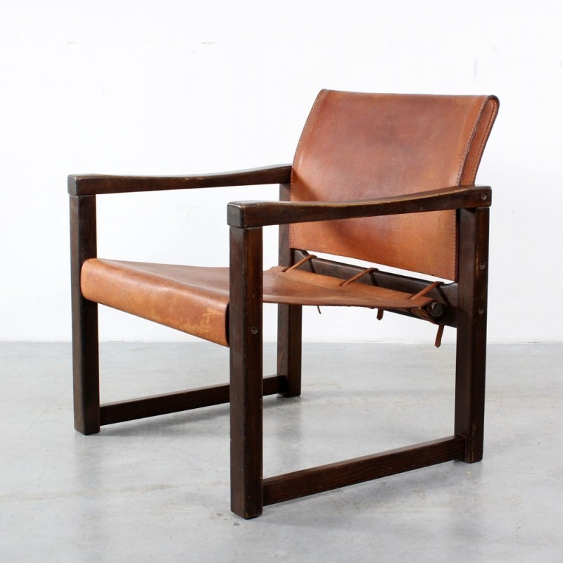 Diana Arm Chair By Karin Mobring For Ikea 1970s