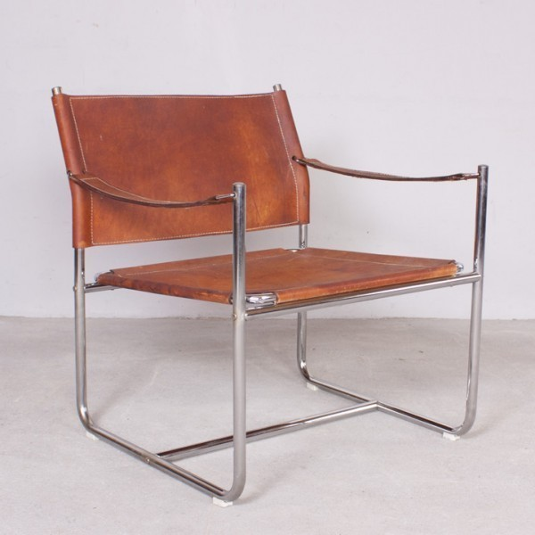 Admiral Lounge Chair from the seventies by Karin Mobring for Ikea