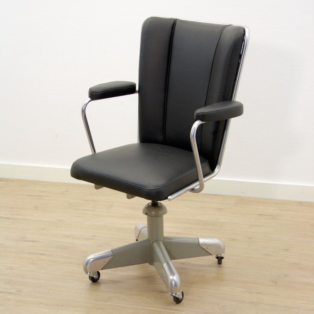 president office chair gispen. president office chair from the fifties by christoffel hoffmann for gispen vntg
