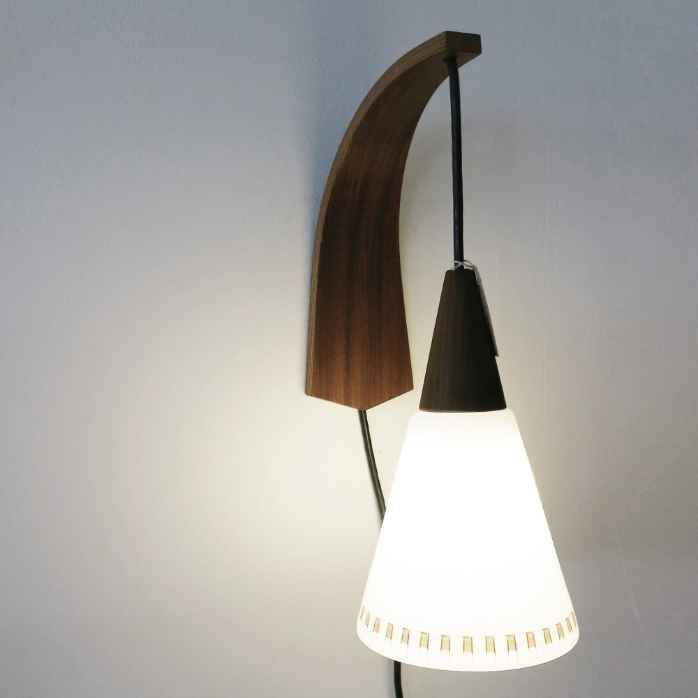 Philips wall lamp 1950s 47005 philips wall lamp 1950s aloadofball Image collections