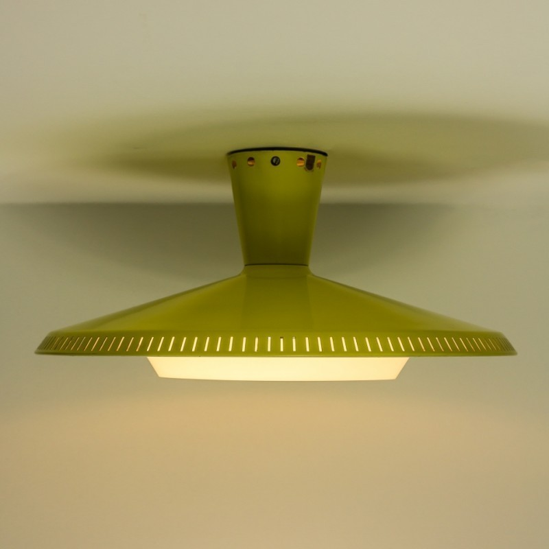 NB92 Ceiling Lamp by Louis Kalff for Philips