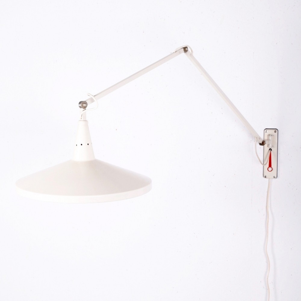 Panama Giso 4050 Wall Lamp by Wim Rietveld for Gispen