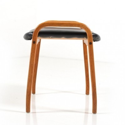 Lamino Stool by Yngve Ekström for Swedese