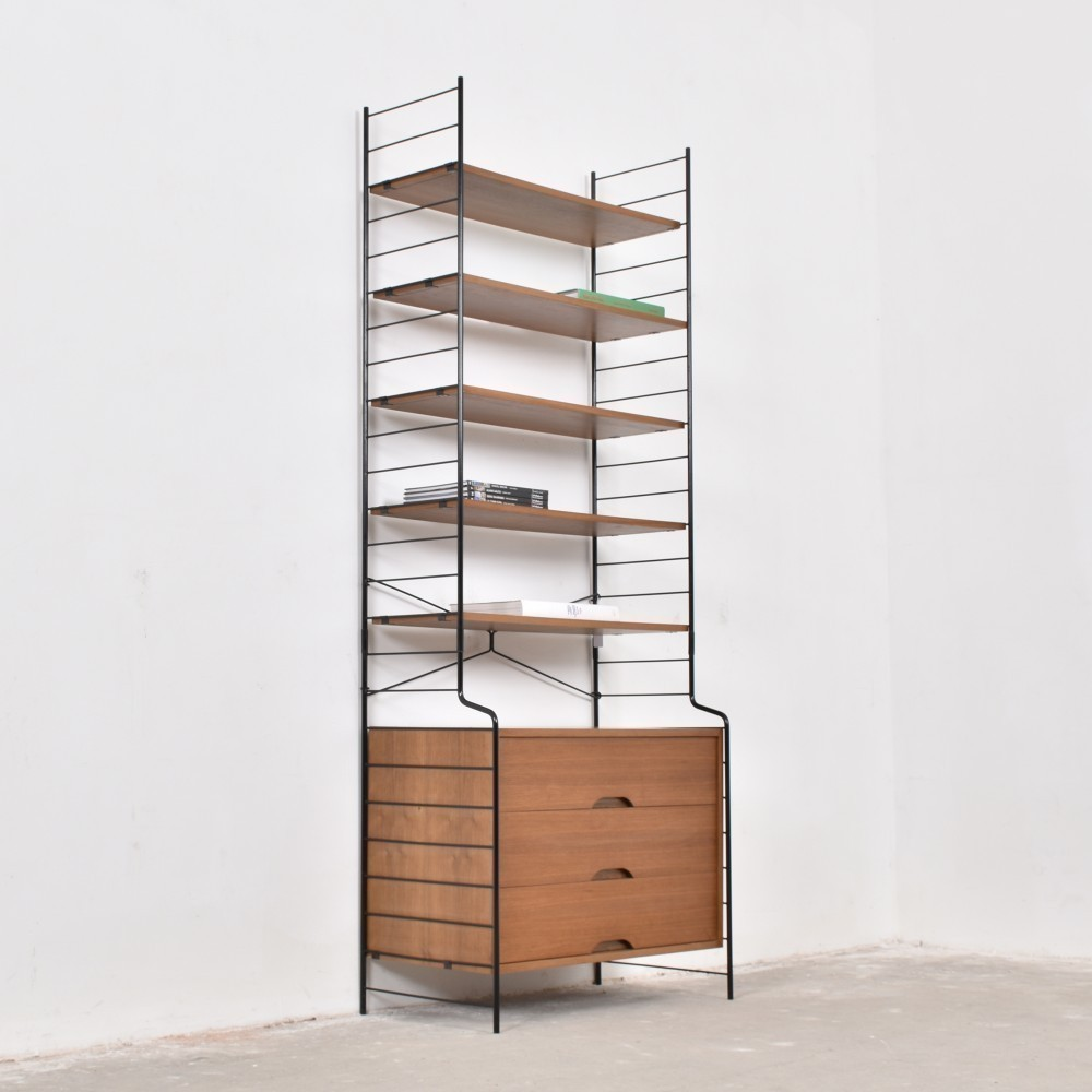 Wall Unit by Unknown Designer for WHB