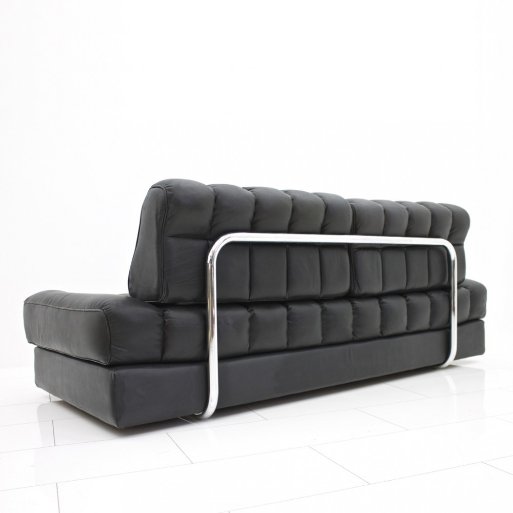 ds 85 sofa by de sede 1960s 47263. Black Bedroom Furniture Sets. Home Design Ideas