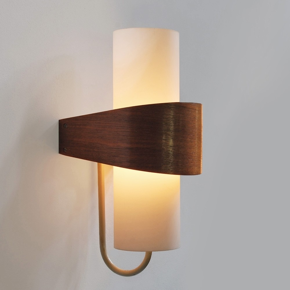 Type NX40 Wall Lamp by Louis Kalff for Philips