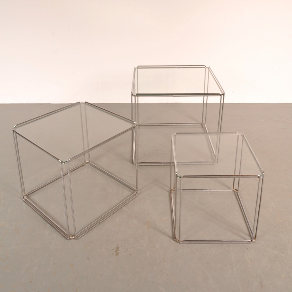 Nesting Table by Max Sauze for Max Sauze Studio