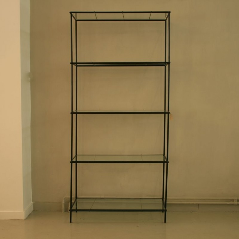 Rack wall unit by Poul Cadovius, 1960s