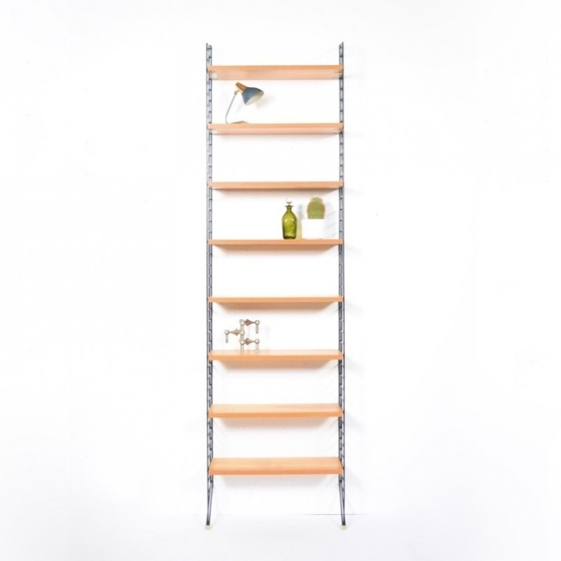 Ladder Wall Unit by Kajsa Strinning and Nils Strinning for String Design AB