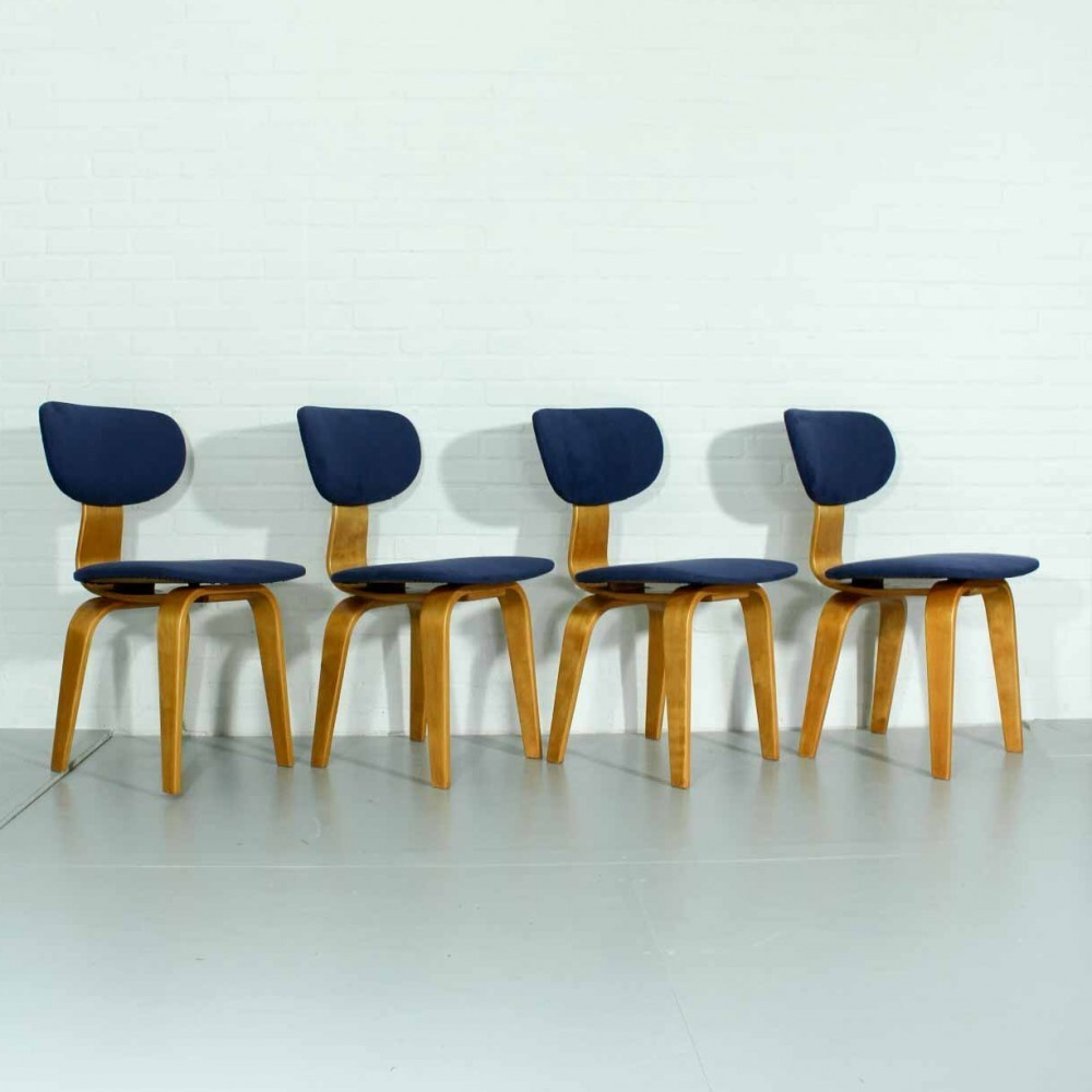 SB03 Dinner Chair by Cees Braakman for Pastoe