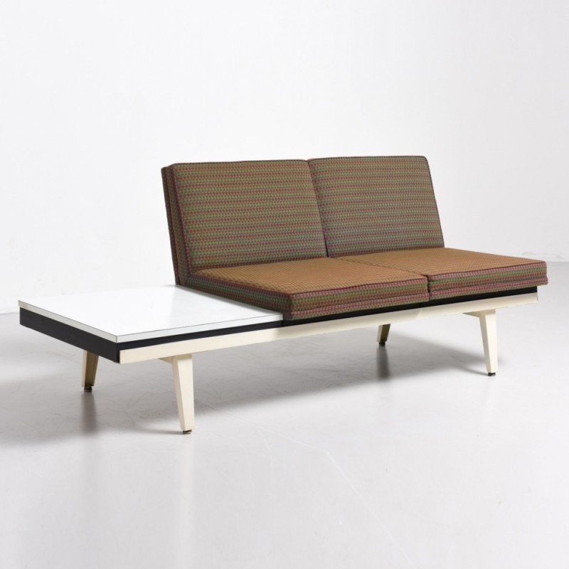 Steel Frame sofa by George Nelson for Herman Miller, 1950s   #47709