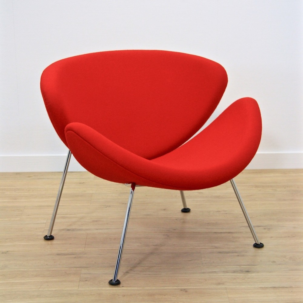 F 437 Lounge Chair by Pierre Paulin for Artifort