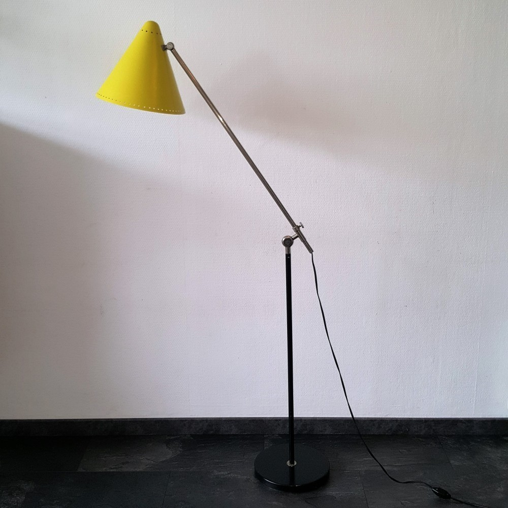Floor Lamp by Floris H. Fiedeldij for Artimeta