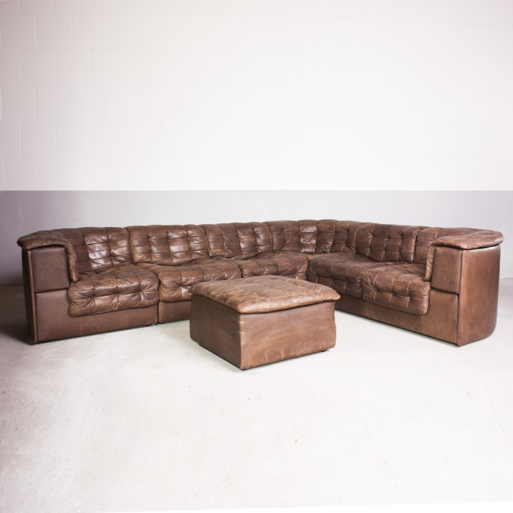 DS1-11 Sofa by Unknown Designer for De Sede