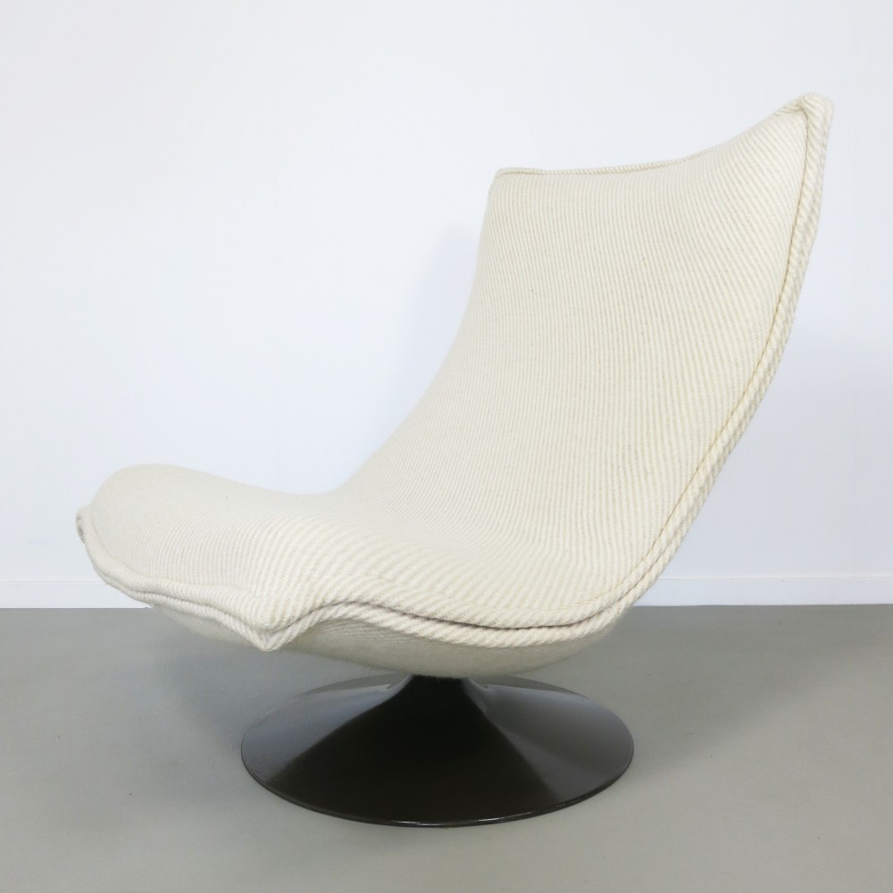 F984 Lounge Chair by Geoffrey Harcourt for Artifort