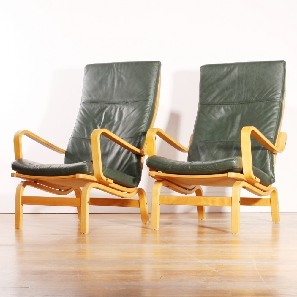 Contino Lounge Chair by Yngve Ekström for Swedese