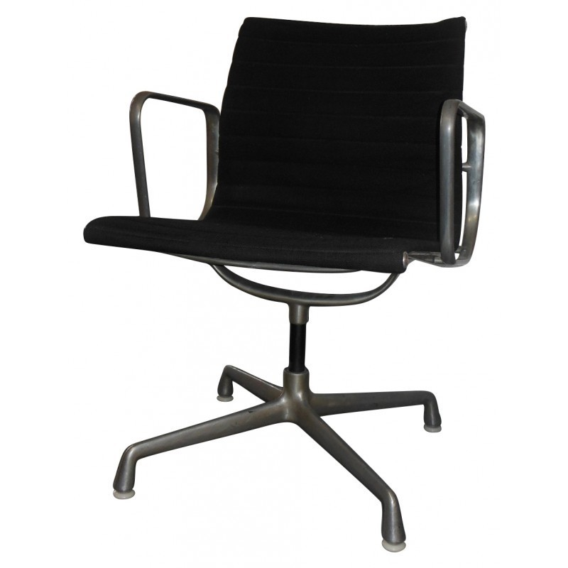 EA107 Office Chair by Charles and Ray Eames for Mobilier International