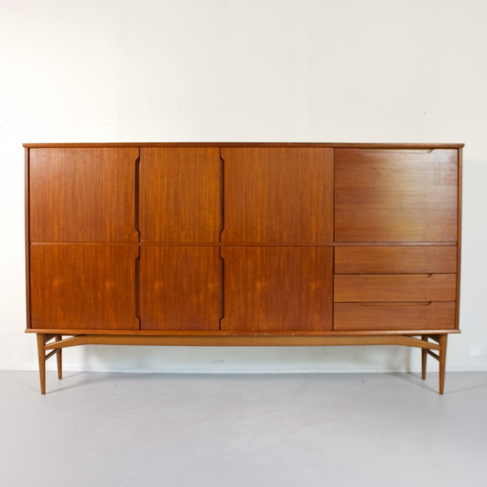 Sideboard by Børge Mogensen for Fredericia Stolefabrik, 1950s