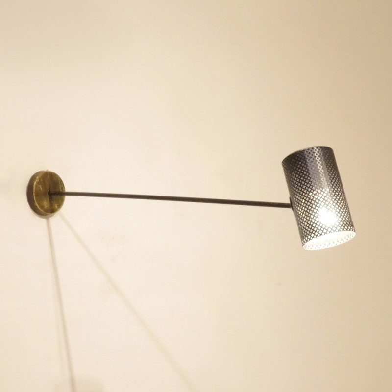 Wall Lamp by Pierre Guariche for Disderot