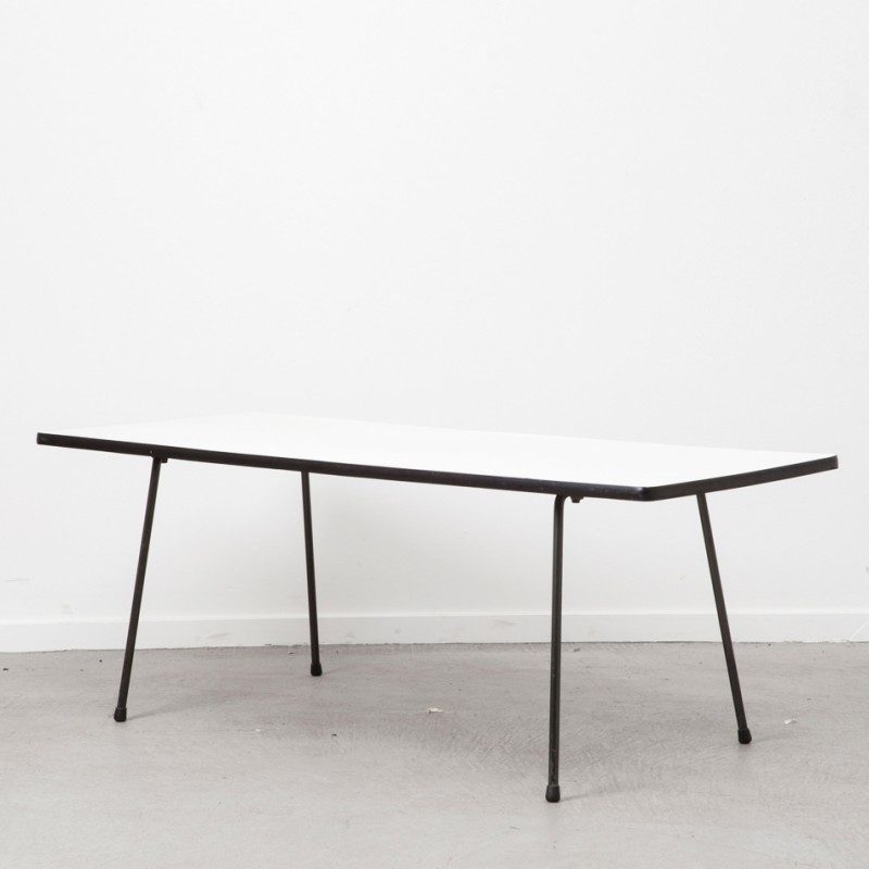 Coffee Table By Rudolf Wolf For Elsrijk 1950s