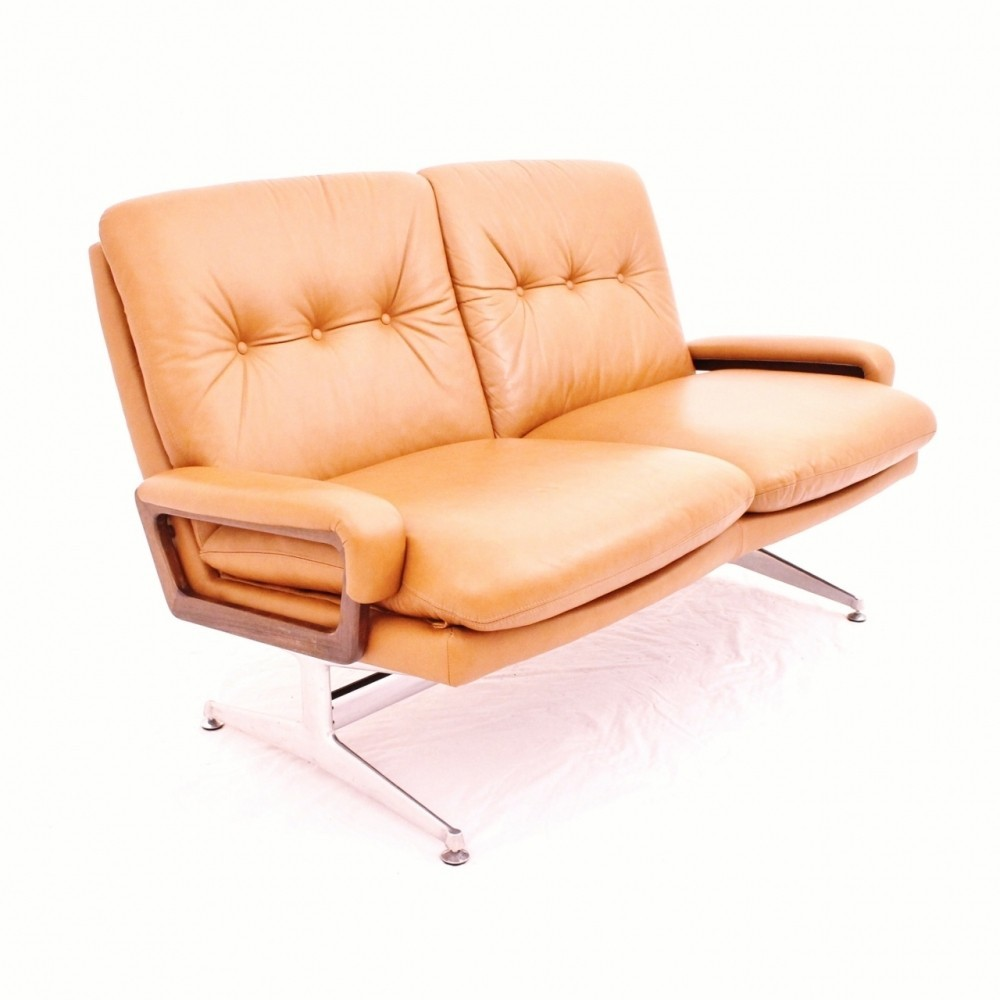 King sofa by André Vandenbeuck for Strässle, 1960s